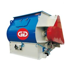 Farm cattle cow food mixing machine animal feed mill mixer