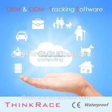 Advanced Server Software car alarm and tracking system for Taxi