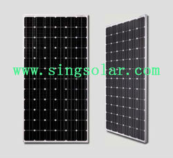 2015 hot sales 200W solar panel manufacturers in china best quality best price