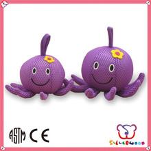 ICTI Sedex Best baby bath toys octopus, education bath toys for kids, childrens bath toys
