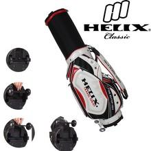Helix golf bag rain cover travel product / wholesale golf trolley bag /honma golf bag manufacture supply