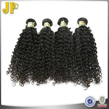 Hot 8A Curly Dyeable Virgin Indian Natural Hair Extensions