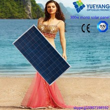 High efficiency and low price 300w poly solar panel,TUV,CE,ROHS,MCS,ICE,ISO Certifications