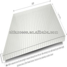 long-term weathering resistance polycarbonate pc hollow sheet from chiancess