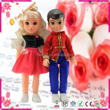 18 Inch Fairytale Prince and Princess Baby Dolls Toys With Music