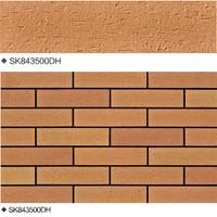 China manufacturer cheap exterior wall stone tile decorative ceramic bricks split similie tiles for house & building decoraction