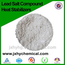 Lead salt compound heat stabilizer specially for PVC pipes ( dust-free)
