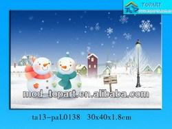 Professional fuzhou supplier xmas photo decorations for wall