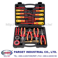 ( ASD-CVS105K ) 19PCS VDE TOOL SET