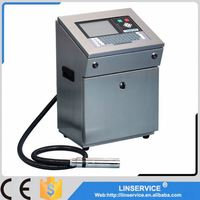 Product Model Number high speed food expiration date industrial inkjet printer