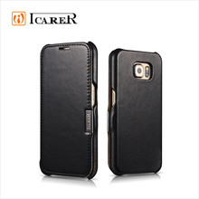 Mobile Phone Leather Case For Samsung Galaxy S6, Luxury Flip Cover For S6