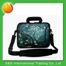 multifunctional european single shoulder bag for men handle bag