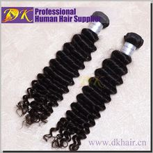 Guangzhou DK Hair Promotion Wholesale DK factory price good quality natural color model remy human hair