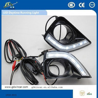 wholesale water proof car light Super white high power flexible led drl/ daytime running light for Toyota Reiz (2010-2013)