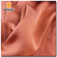 Wholesale China Factory 100% Silk Satin Fabric Muslim Dress