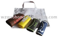 Foldable fashion design shopping bag