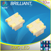 Factory direct sale 3528 0.5w smd led diode