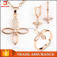 2015 new item class antique accessories for women follie shape white stone 925 silver indian wedding jewellery sets