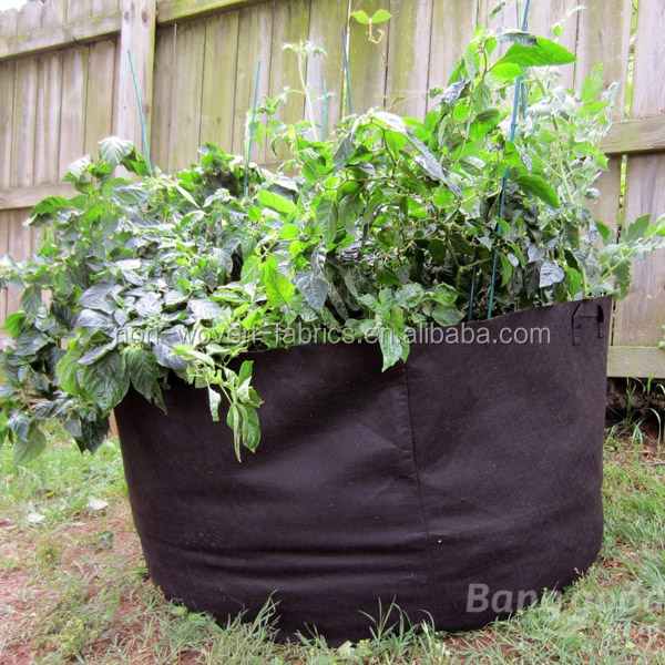 Wholesale Garden Fabric Planter Grow Planter Non Woven