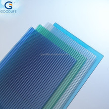 High-tech enterprise six wall polycarbonate with more than 15 experience