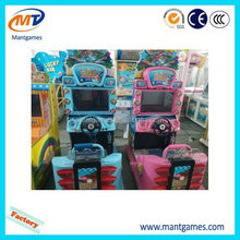 Modern Kids racing mahine/most popular coin operated horse racing game machine