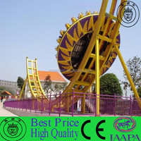 China Top Sale Professional Design Exciting Amusement Flying UFO Rides