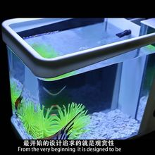 Best selling products reef and coral growing tank with music and fountain Competitive price