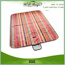 PP Beach Mats with high quality/PP woven beach mat/camping Picnic Mat