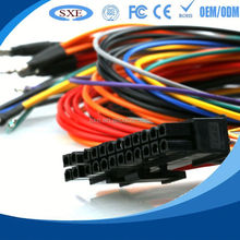 Factory custom mini fit pitch 4.2mm connector wire harness