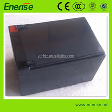 12V 12Ah 4S8P-18650 Lifepo4 Lithium Rechargeable Battery Pack for Electric Vehicle Instead of lead-acid batteries