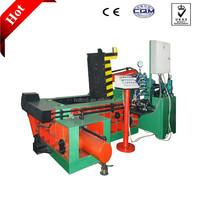 Automatic Hydraulic Scrap Metal Steel Car Shear Baler