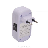 battery power LED pest control Ultrasonic mouse repeller with trade assurance