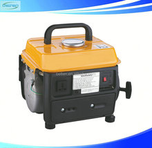 China Manufacture 950 dc Gasoline Generator For Power Backup