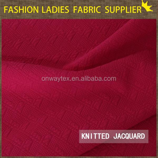 Knitting Fabric Dyeing Process : Home sofa bedding use polyester jacquard knitting fabric