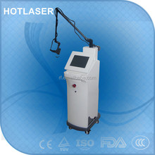 Medical Professional chloasmas scars removal machine Medical RF-excited CO2 laser surgery for Medical Metal Tube RF