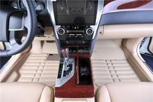 2015 new design factort price cheap kick mats 3d car floor mat