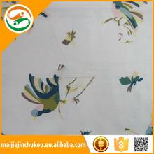 Amostra grátis personalizado étnico estofos em tecido / peixe impressão de tapeçaria
