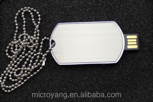 Американские солдаты армии карты / бирка собаки USB 2.0 ручки вспышки ручки памяти привода 4 г - 32 г