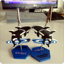 Animal PVC memo clip holder for promotion