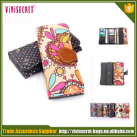 Personalised fancy unique cute travel wallet awesome gift for girl