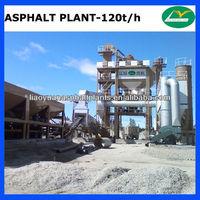 120t/h Bitumen(asphalt) Mixing Plant for sale with better price