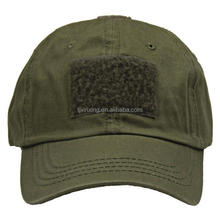 Tactical Cap With Velcro for Flag Patches and Name Patches