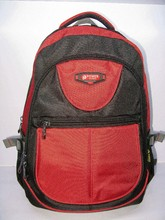 Red china quality school bag for primary school