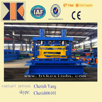 Kexinda Galvanized Steel Roof Truss C Purlin Cold Roll Forming Machine Roll Former steel making equipment