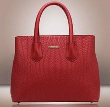 Usiful special style delux fashion emboss PU tote bag handbag