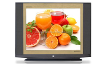 Rebekah 21 inch CRT TV in best price / used CRT TV /color TV/ Television/ V9