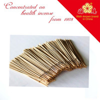 high quality stick incense made of agarwood tree