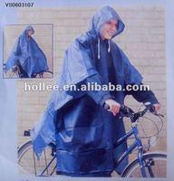 Adult Bicycle Rain Poncho
