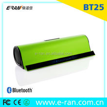 Bluetooth music play available for phone and tablet for hold on speaker