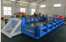 2015 New Inflatable Human Football Court